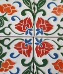 цветочный орнамент 10
