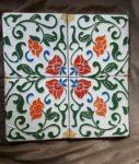 цветочный орнамент 11