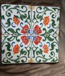 цветочный орнамент 12