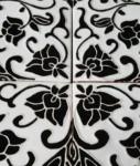 цветочный орнамент 4