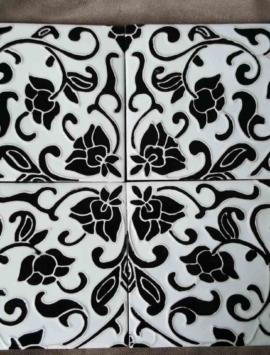 цветочный орнамент 6