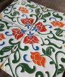 цветочный орнамент 9