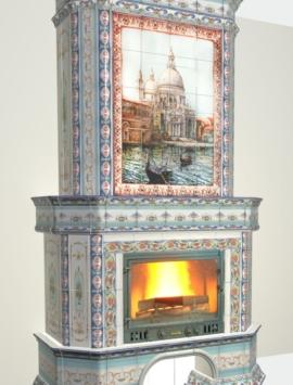 камин венеция