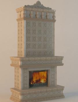 декоративный камин