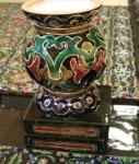 камин керамический