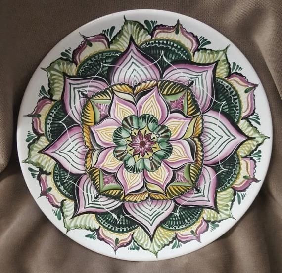 Керамика художественная