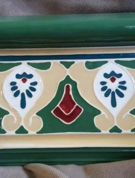 камин керамика изразцы