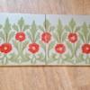 плитка роспись облицовка фасада цоколь керамика