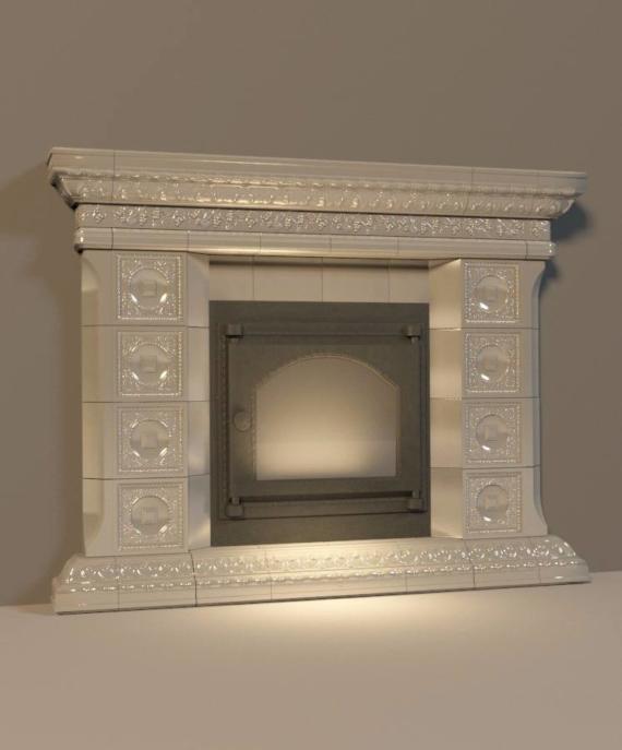 портал мрамор изразцы керамика