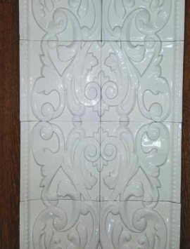 панно керамическое