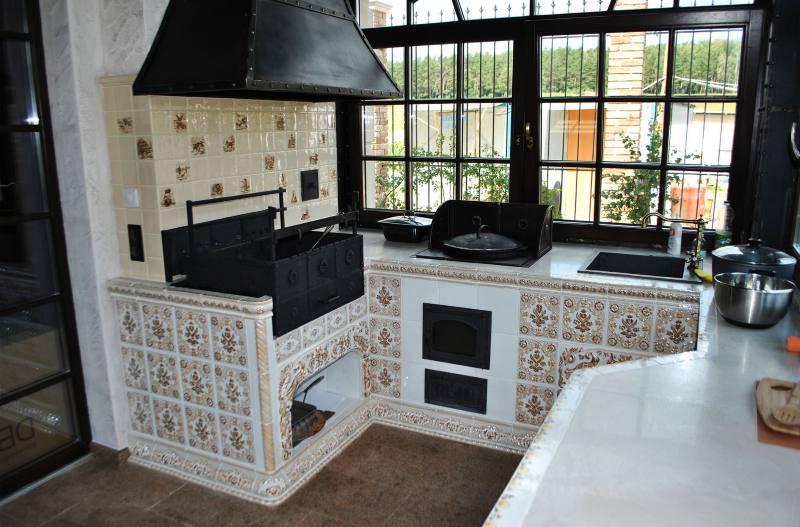 летняя кухня