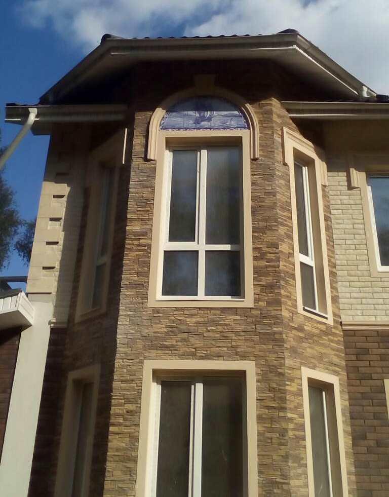 панно на фасад картина керамика плитка