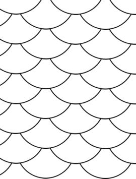 плитка чешуя на заказ