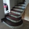 плитка в доме лестница