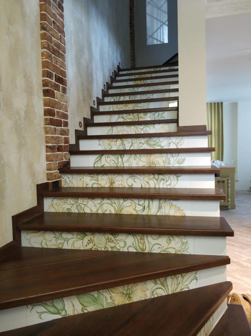 пример стилизованной плитки