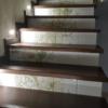 лестница плитка в английском стиле