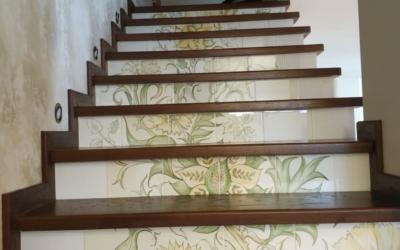 лестница стиль англия дизайн