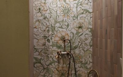 уильям моррис ванная комната