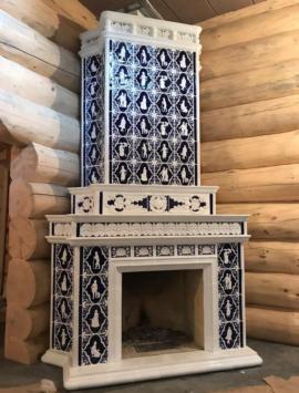 камин чеховский
